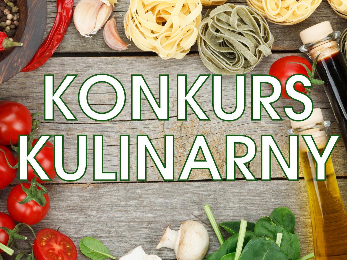 Ilustracja do informacji: Konkurs dla kucharzy amatorów