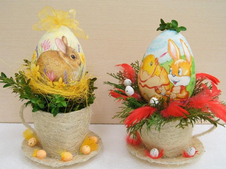 Ilustracja do informacji: Kiermasz Wielkanocny