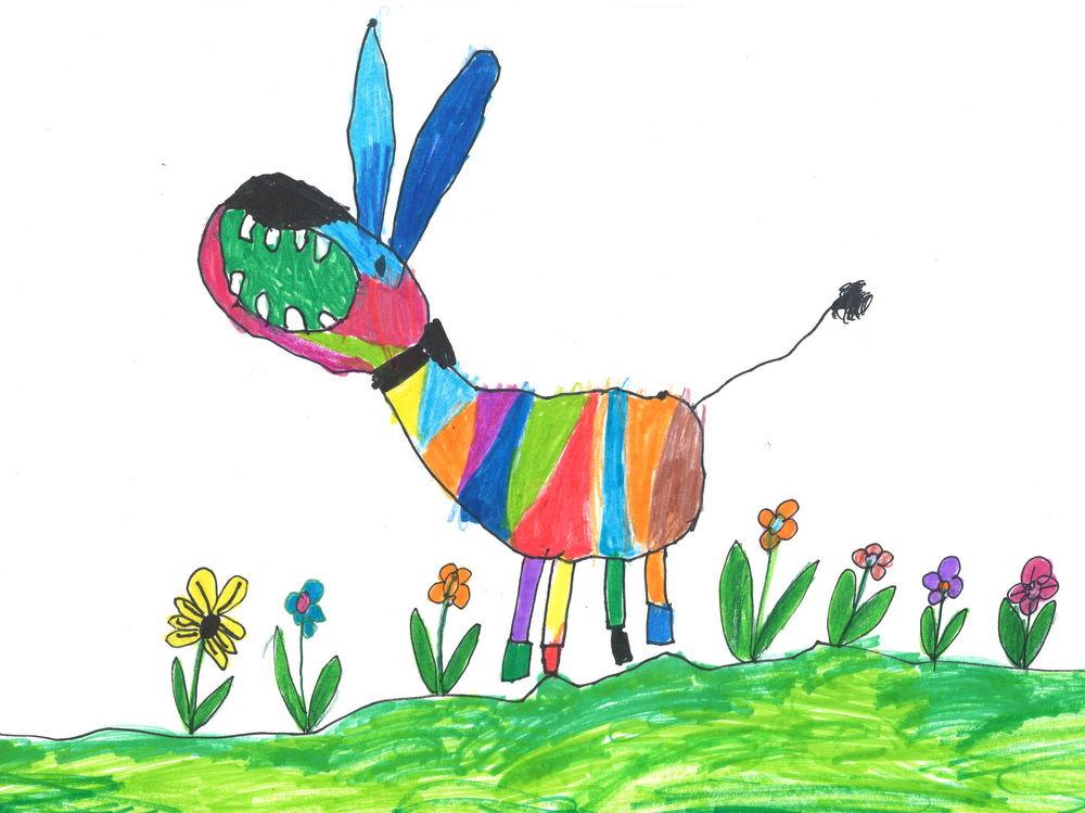 Ilustracja do informacji: Dzieci jako ilustratorzy
