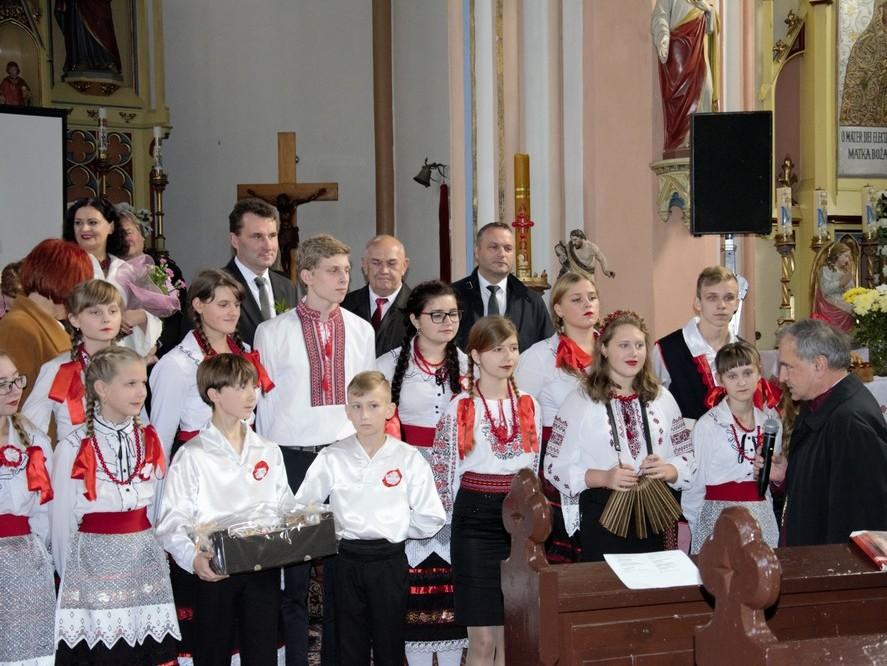 Ilustracja do informacji: Koncert kresowy w Osieku