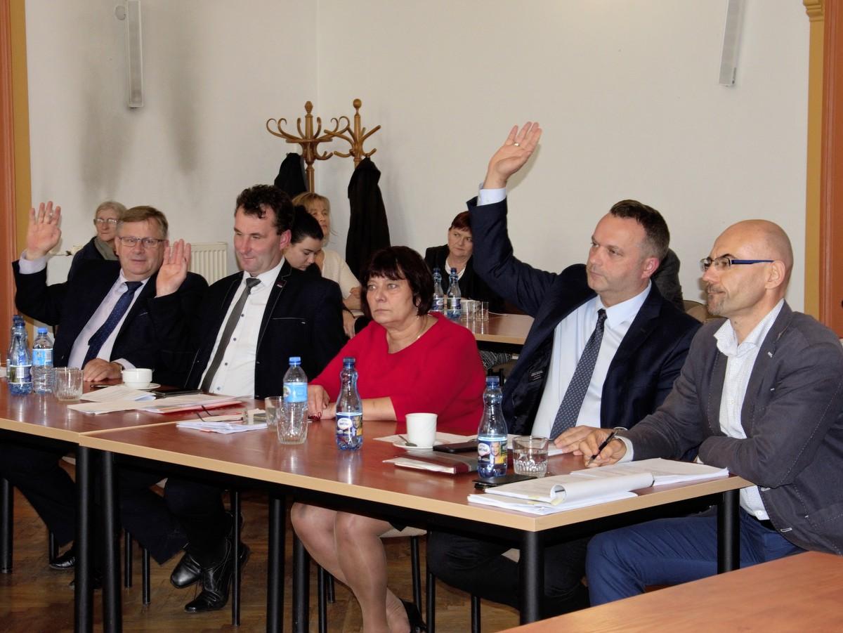 Ilustracja do informacji: 38. sesja rady powiatu