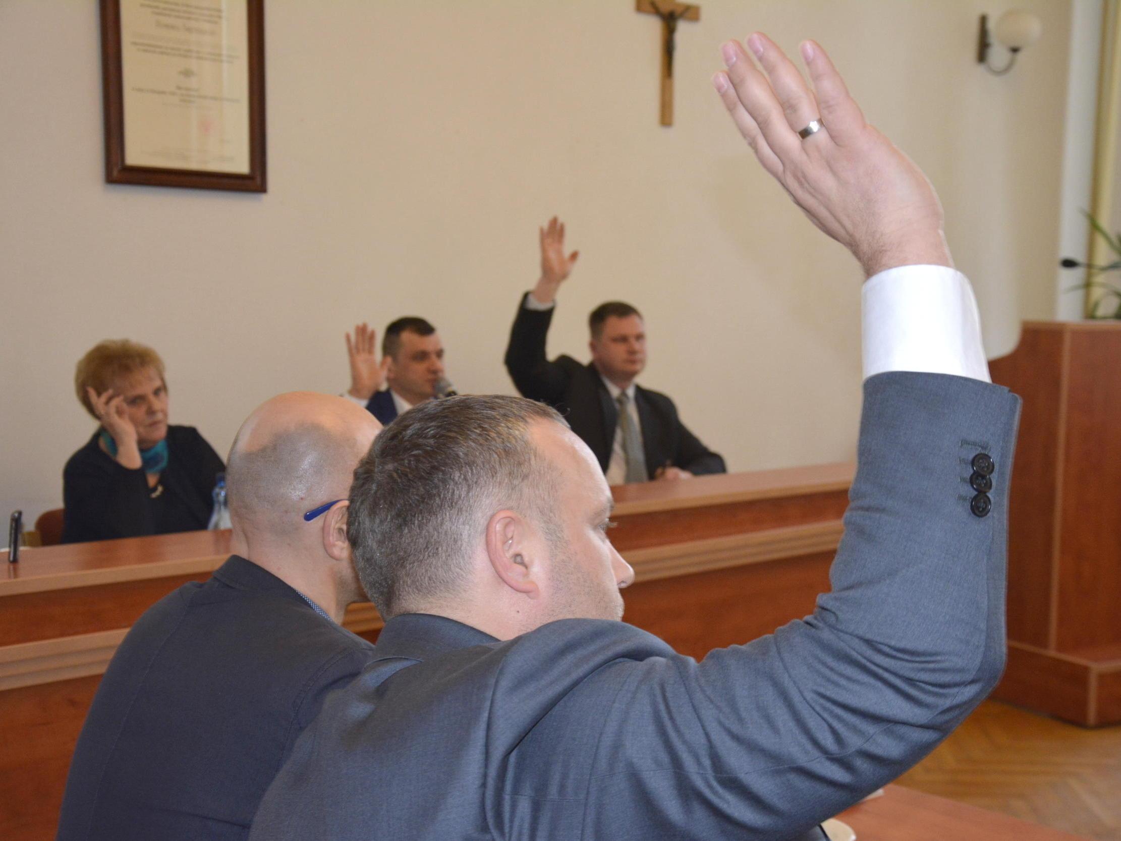 Ilustracja do informacji: 43. sesja Rady Powiatu