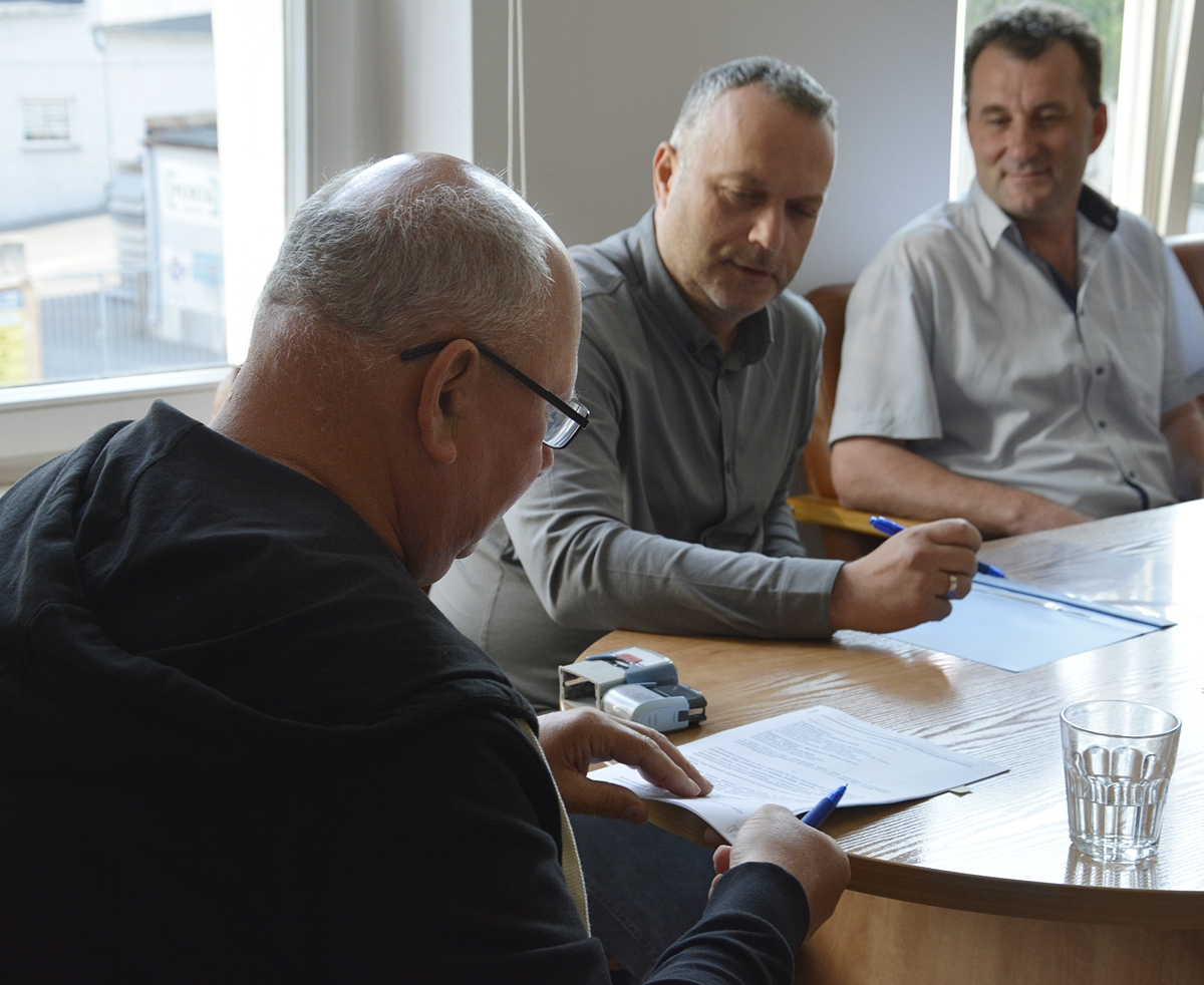 Ilustracja do informacji: 169 tys. zł na poprawę bezpieczeństwa na drogach Powiatu