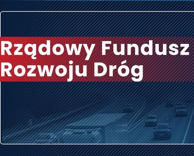 Ilustracja do informacji: 264 tys. zł dla Powiatu z Funduszu Rozwoju Dróg