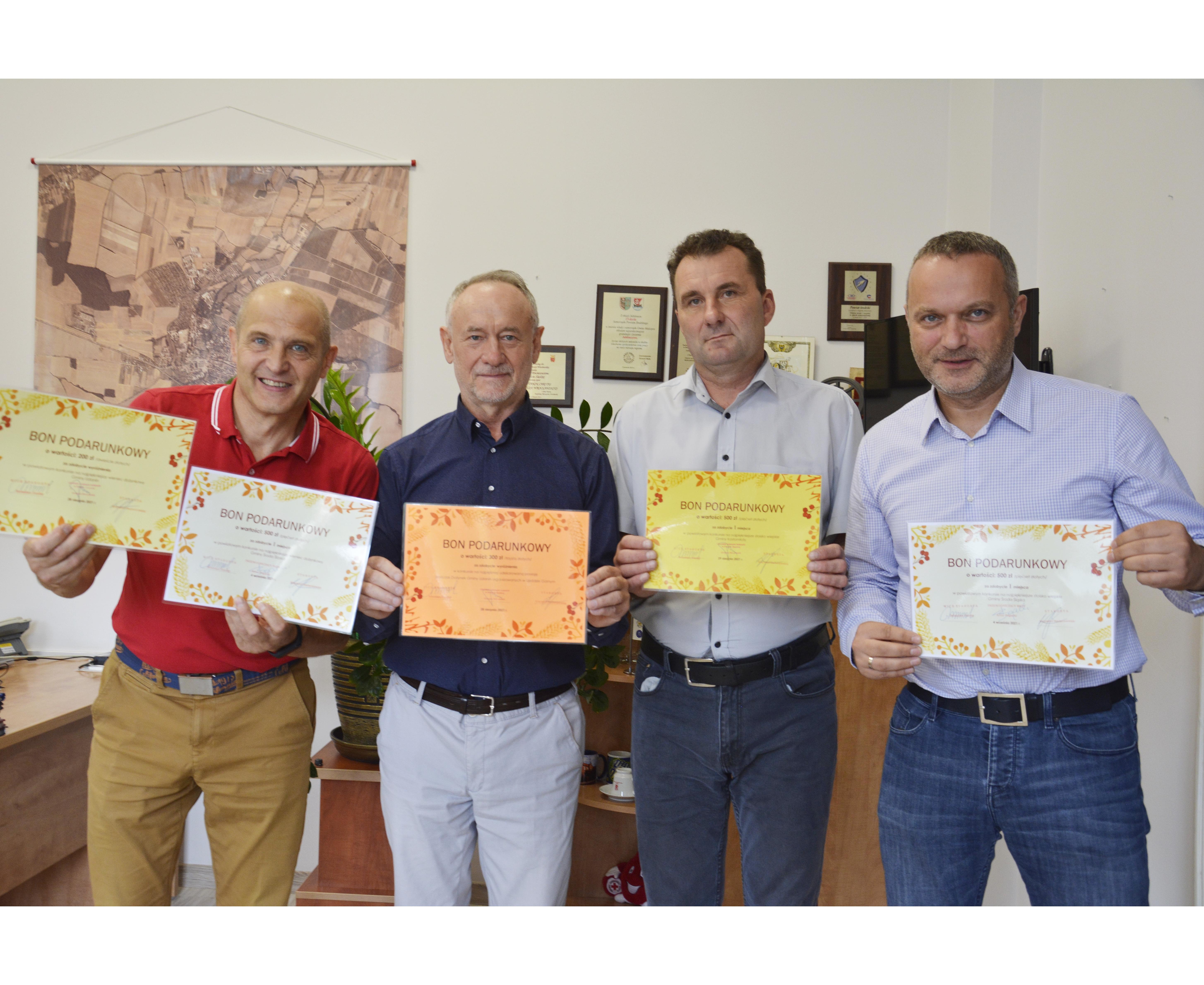 Ilustracja do informacji: Powiatowe konkursy dożynkowe